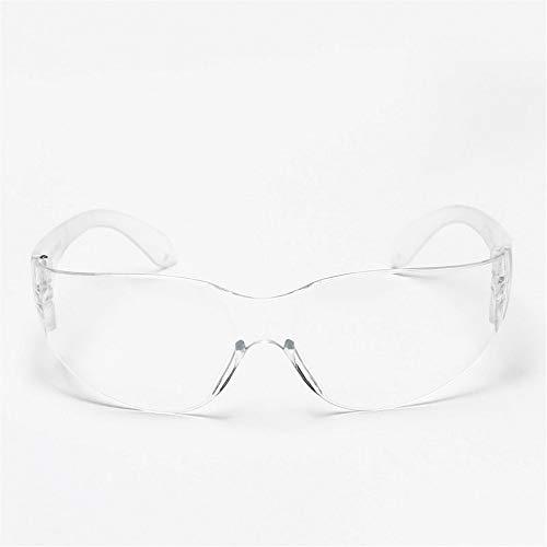 Hnks Sport Brillen im Freien Fahrradschutzbrillen Schutzbrillen Schutzbrillen Schutzbrillen Okular Durchsichtige Gläser Radfahren Angeln Golf Laufen Camping Fahren