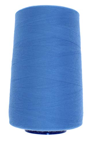 FIM Nähgarn Universalgarn VIGA 120 Overlockgarn 5000 Meter- blau(206) 1108