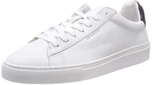 GANT Footwear Herren Denver Sneaker, Weiß (Br.Wht./Marine G297), 44 EU