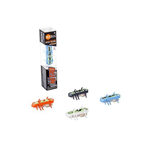 HEXBUG 501742 - Nano Nitro Glow in the Dark, Elektronisches Spielzeug