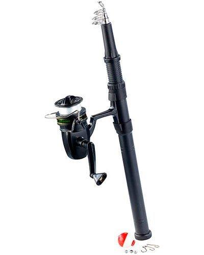 Canne à pêche téléscopique 150 cm