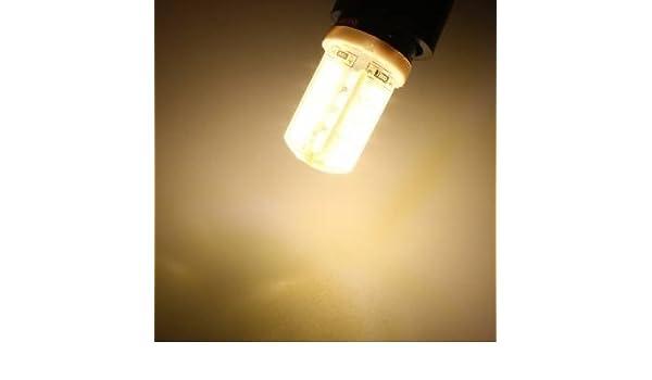 E14 B15 E12 3.5W 200LM SMD2835 32 LED Corn Bulb Household Light White Warm White