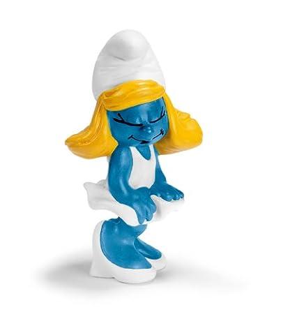 Schleich - 20713 - Figurine - Schtroumpfette Actrice
