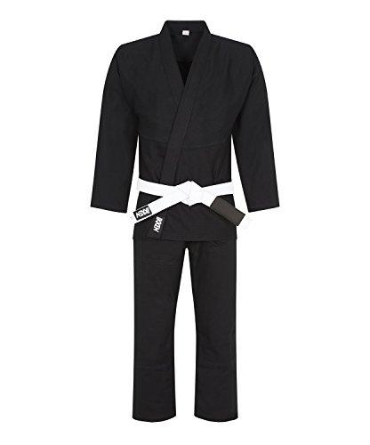 Bjj gi kimono | tutti i colori (black, a4)