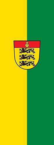 magFlags Drapeau Waldburg | portrait flag | 6m² | 400x150cm