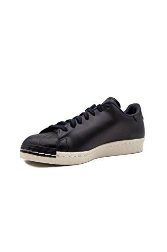 Adidas Superstar 80s Clean, Baskets Basses Pour Homme Bleues (legend Ink / Urban Trail 0)