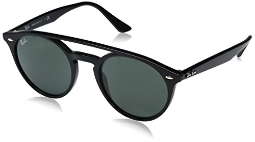 Ray-Ban UV Protected Phantos Unisex Sunglasses - (0RB4279601/7151|51|Green Color)