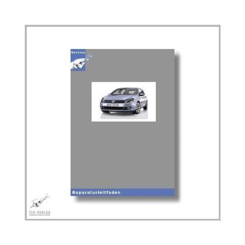 VW Golf VI, Typ 5K (08-13) 4-Zyl. Einspritzmotor (1,2 l-Motor Direkteinspritzer) [Seitenzahl: 241]