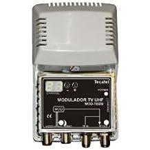 MOD-TEDU Modulador Display Digital UHF