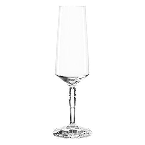 Leonardo 022746 Sektglas/Sektflöte - SPIRITII - Glas - 230 ml - 1 Stück