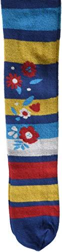 Tuc Tuc Mädchen Halterlose Strümpfe Leotardos Folk, Gelb (Amarillo 00), One Size (Herstellergröße: 6M) -