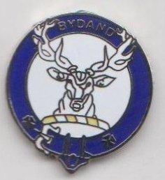 Gordon Clan de pins d'Écosse support et combattre cm