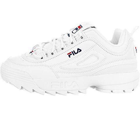 Fila Disruptor II FW02945-111 Leather Youth Trainers