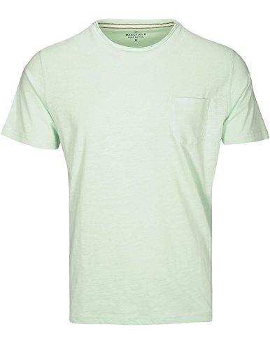 Basefield Herren Rollneck T-Shirt - Navy (219011521) 501 PALE GREEN