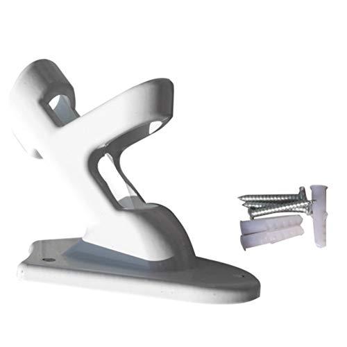 Fahnenmast-Halterung mit 2 Positionen, langlebig, verschiedene Winkel, Wandbefestigung, schräges Display, Aluminiumlegierung, Flaggenhalter verstellbar