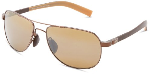 maui-jim-h327-23-kupfer-hellbraun-guardrails-aviator-sunglasses-polarised-driving-lens-category-3-si