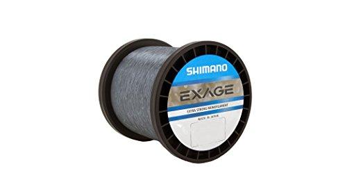 Shimano Exage 1000m 0,185mm 2,90kg Angelschnur Monofile Schnur Monoschnur Monofil Mono Line