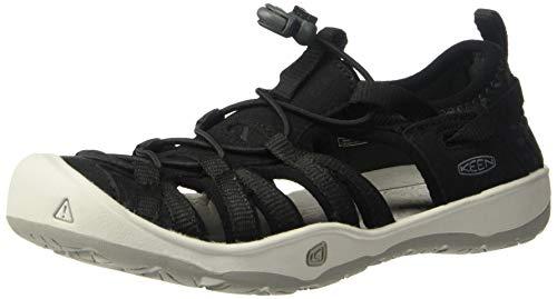 KEEN 1016695 Moxie Sandal C-Black/Vapor C,9 US C/25/26 EU