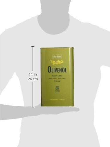 Vita Verde Olivenöl nativ extra, 1er Pack (1 x 3 kg) - 6