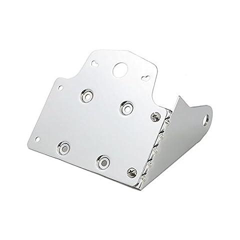 Side Mount Licence (Number) Plate Holder & Bracket -