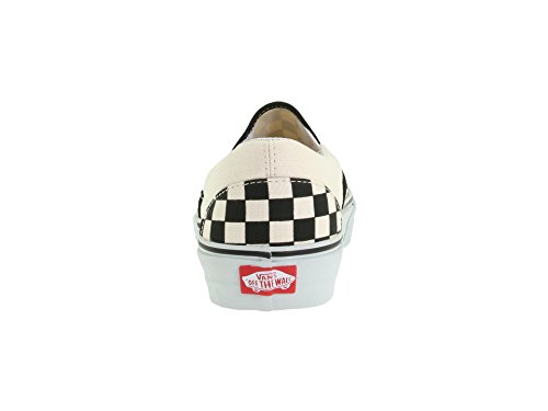 Vans U Classic Slip-on, Baskets mode mixte adulte Black and White Checker