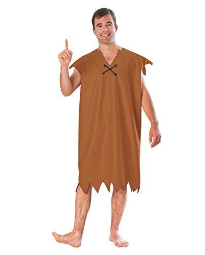 tstones Barney Geröllheimer Kostüm One Size (Barney'original Kostüm)