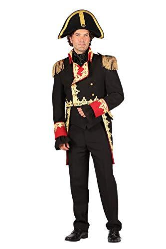 Kostüm Revolutionäre - Thetru Herren Kostüm Napoleon Revolutionär Uniform Karneval Fasching Gr.S