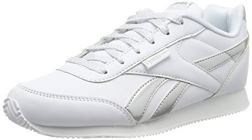 e91f5c10b5f87 Reebok Royal Cljog 2, Zapatillas de Gimnasia para Mujer, color Multicolor  (New Metallic/White/Silver 000), talla 38