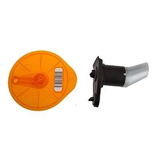 Bosch Tassimo tas5T55Kaffee POD Maschine Maker T Disc Cleaner & Jet Piercing Einheit