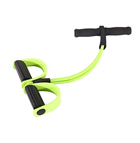 Sit-Up Aid 2 Tube Puller Fitness-Puller-AusrüStung DüNne Arm Beine KnöChel Puller DüNne Bauch (Zwei Farben Optional) -