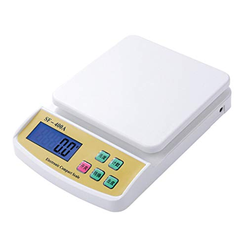 Skryo_ Electronics & Gadgets Skryo 2000g 0,1g LCD Digital Pocket Scale Schmuck Goldwaage Waage nützlich Electronic Pocket Organizer