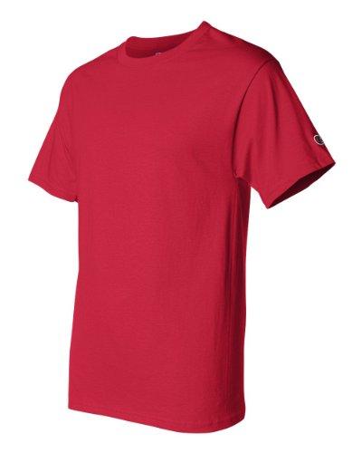 Champion 6.1oz. Tagless T-shirt Red
