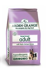 Arden Grange Adult Dog Large Breed with Fresh Chicken & Rice (1)