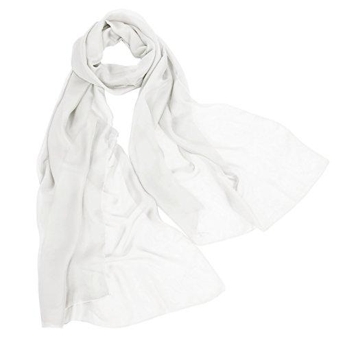 Bbonlinedress écharpe/châle/foulard/étole/pashmina en mousseline polyester