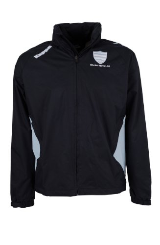 Coupe vent blouson RACING METRO 92 - Collection officielle KAPPA - Rugby Top 14 - Taille adulte Homme