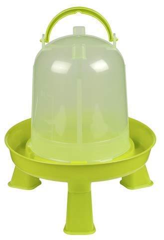 Kerbl Kunststoff-Tränke 5 L, mit Füßen, für Küken und Hühner