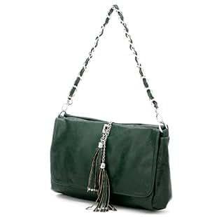 sac pour femmes VERT FONCE