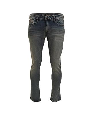 Calvin Klein - Denim 'Infinite Stretch' Jeans, D/stnwash