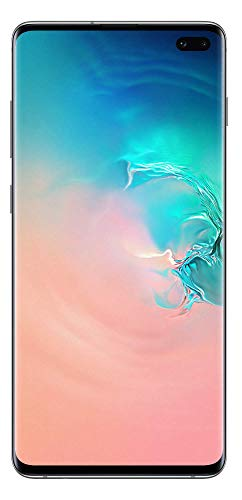 Samsung Galaxy S10 Plus SM-G975FZWDINS (White, 8GB RAM, 128GB Storage) with Offer