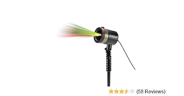 Star Shower Lichtsystem für Innen und Außen Beleuchtung mehrfarbig ...