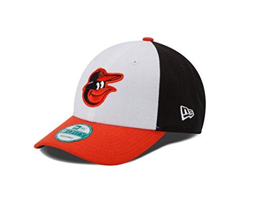 New Era The League Baltimore Orioles Hm - Schirmmütze für Herren, Farbe Schwarz, Größe OSFA (Baltimore Orioles Cap)