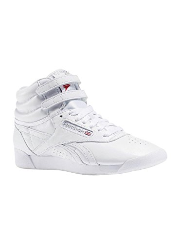 Zapatillas Reebok Freestyle HI Blanco 40 Blanco