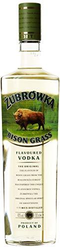 Vodka con erba bisonata Zubrowka - 70 cl