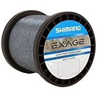 SHIMANO Exage 1000M 0,405mm 12,90kg línea de monofilamento, Pesca monofilamento línea Mono línea Mono línea