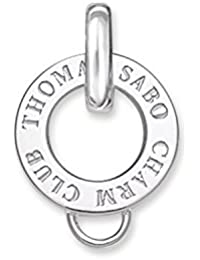 THOMAS SABO Damen-Carrier Charm Club 925 Sterling Silber X0017-001-12