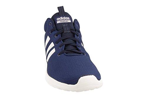 adidas CF Lite Racer Mid, Scarpe da Fitness Uomo Blu/bianco (Azumis/Ftwbla/Maruni)