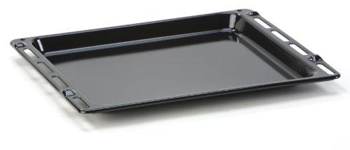Bauknecht Backblech, Fettpfanne emailliert NFP35, kratzfest 450 x 375 x 35mm - Nr.: 480121103007