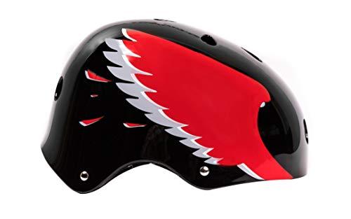 Pegas Fahrradhelm Herren und Damen Rennradhelm - Radsport Helm Leichtgewicht Komfortabel (M/L, L) … (schwarz, M)