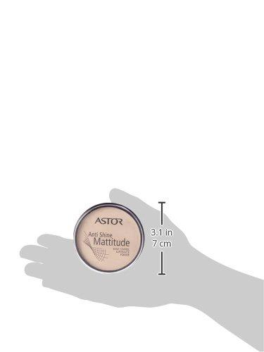 Astor 35730 Anti Shine Mattitude Powder Cipria Compatti - 1 Prodotto