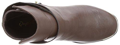 Qupid Roster 01, Boots femme Marron